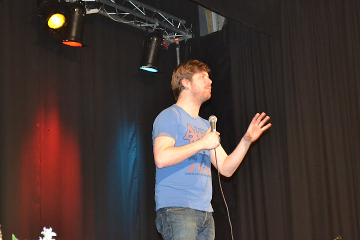 Comedy Night 2013