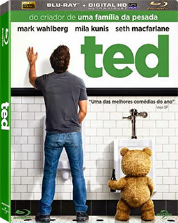Ted (2012) BDRip 1080p Dublado Torrent