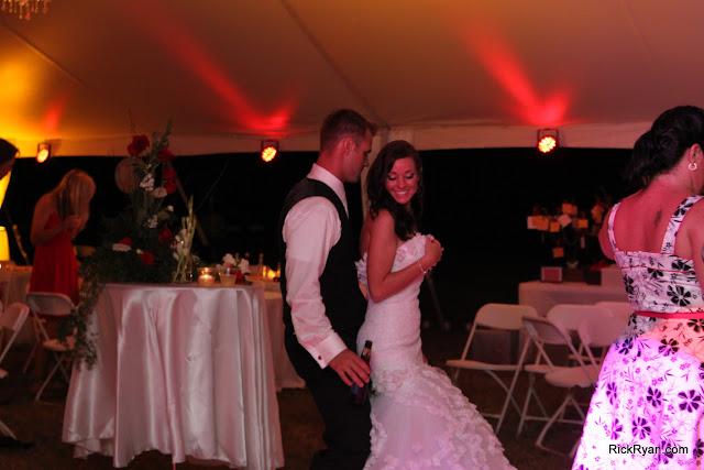 There are two ways to get power to a tent setup; land power or generator. Letu0027s cover generators first.  sc 1 st  Ryan Photography DJ u0026 Lighting - WordPress.com & Stuff to know: How to power a tent Wedding Reception | Ryan ...