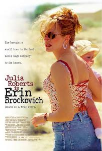 Người Phụ Nữ Kiên Cường - Erin Brockovich poster