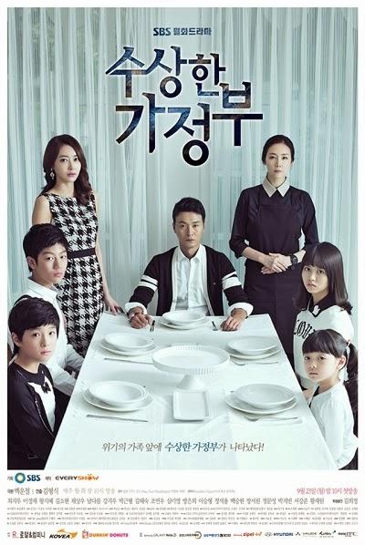Poster Phim Quản Gia Bí Ẩn - Suspicious Housekeeper