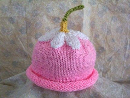 Bebek örgü şapka modelleri orgu sapkalar