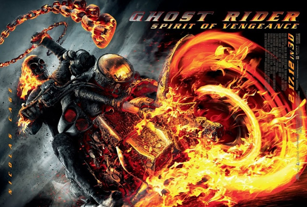 Watch Ghost Rider Spirit of Vengeance Free