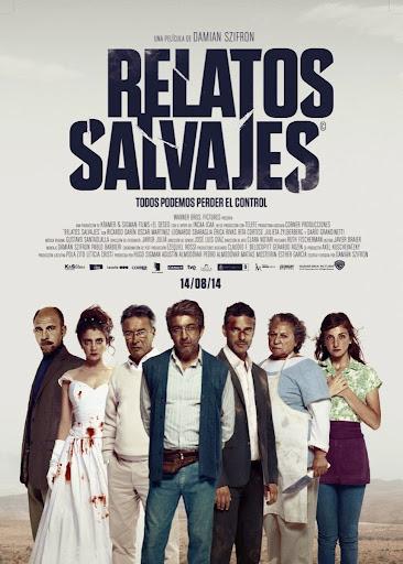 Ιστορίες για Αγρίους (Relatos Salvajes / Wild Tales) Poster