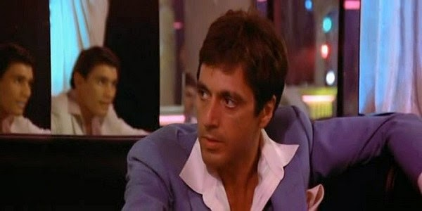 Screen Shot Of Hollywood Movie Scarface (1983) Download And Watch Online Free at alldownloads4u.com