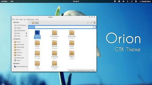 Orin GTK3