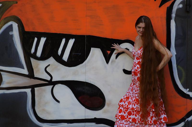 Long hair photo