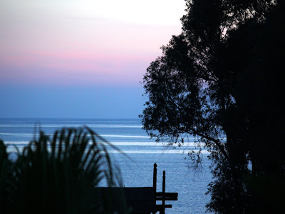 Sunset on the Costa del Sol