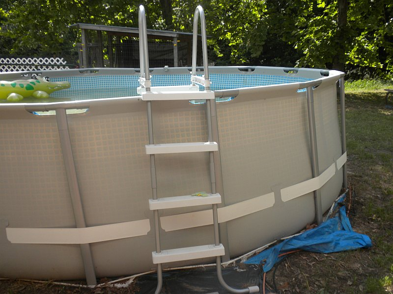 Intex Metal Frame Pool Collapse Frame Design Amp Reviews