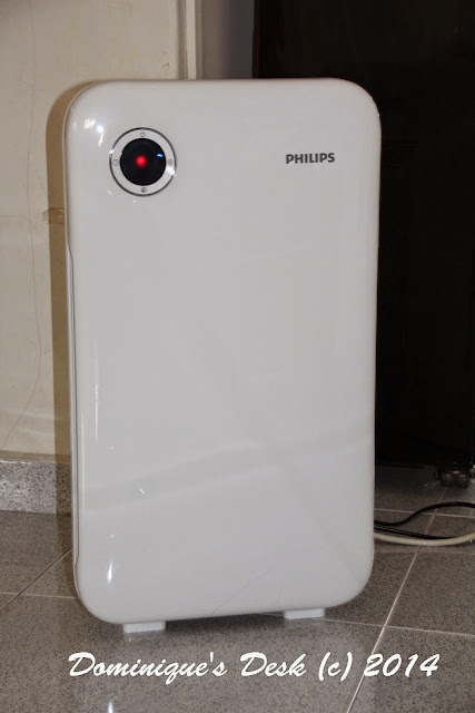 The Philips Air Purifier 4012/14