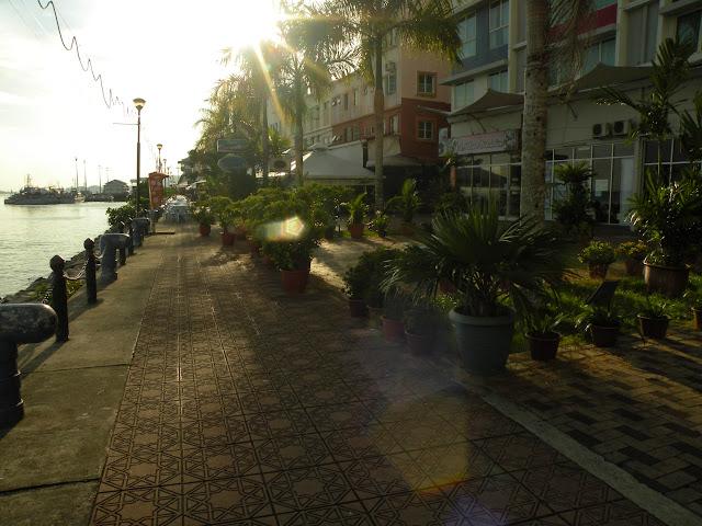 Promenade in Sandakan