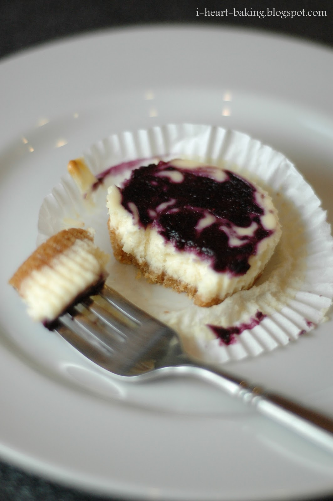 how to make individual cheesecakes