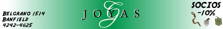 JOYAS G