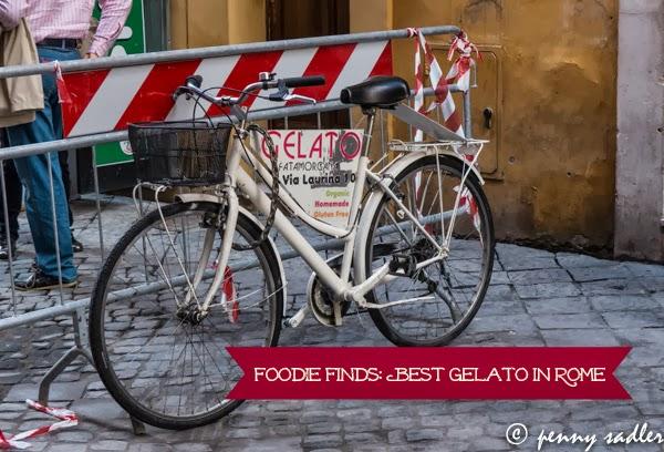 Foodie Finds: Best Gelato in Rome