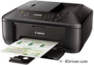Lấy driver máy in Canon PIXMA MX395 – cách sửa lỗi không nhận máy in | May in