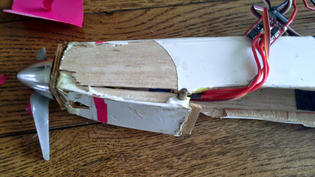 Reparation balsa 20140508_164304