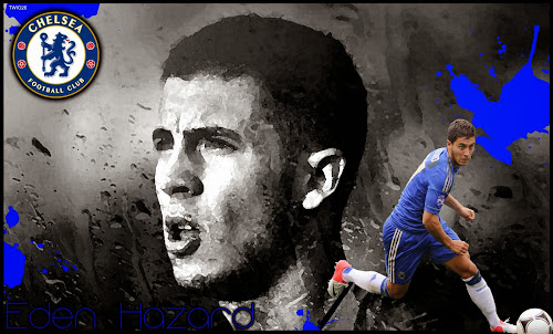football wallpapers eden hazard