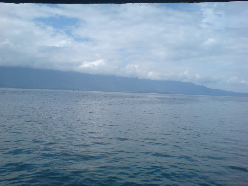 Toba Lake, North Sumatera, Indonesia