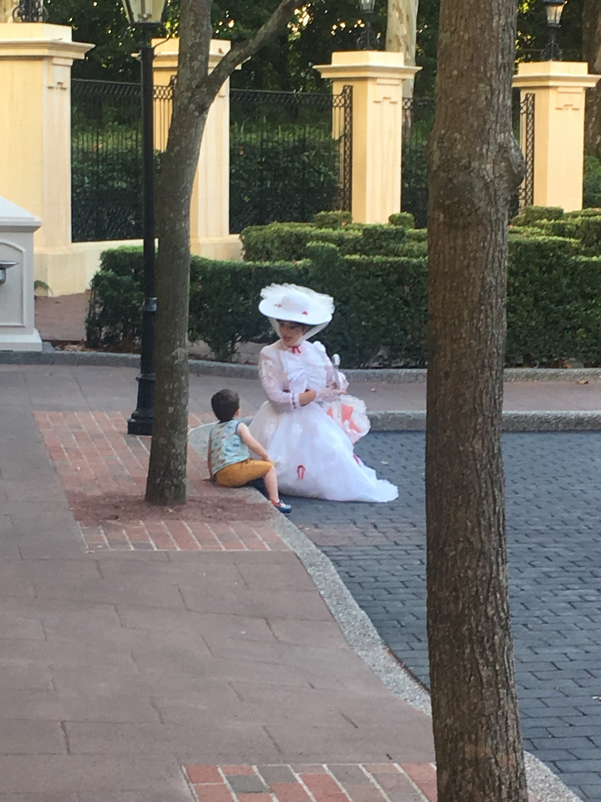 New Disney World Attraction - Mary Poppins