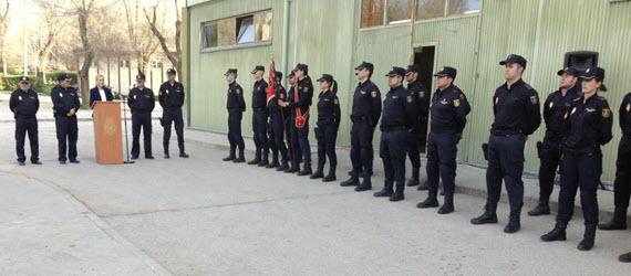 3 años de la Unidad de Prevención y Reacción de la Policía Nacional