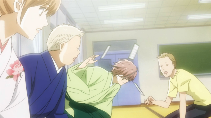 Chihayafuru Episode 10 Screenshot 6