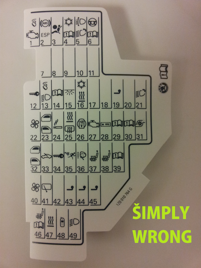 dash 12v multi adaptor install driver storage compartment skoda octavia mk ii