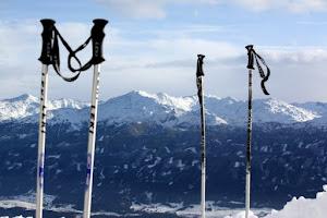 Ski Poles in Innsbruck
