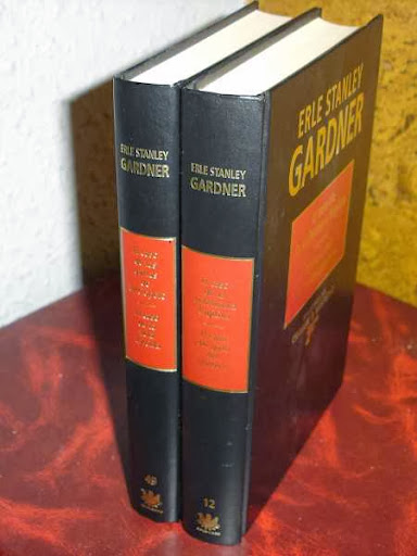 erle stanley gardner-dos novelas - 4 titulos  nuevas