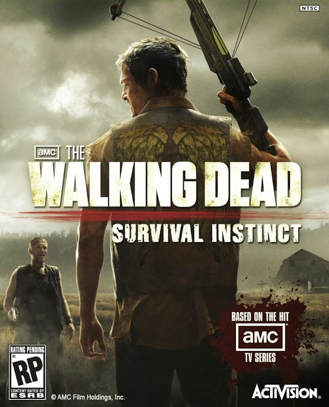 Cover Of The Walking Dead Survival Instinct Full Latest Version PC Game Free Download Resumable Links at Alldownloads4u.Com