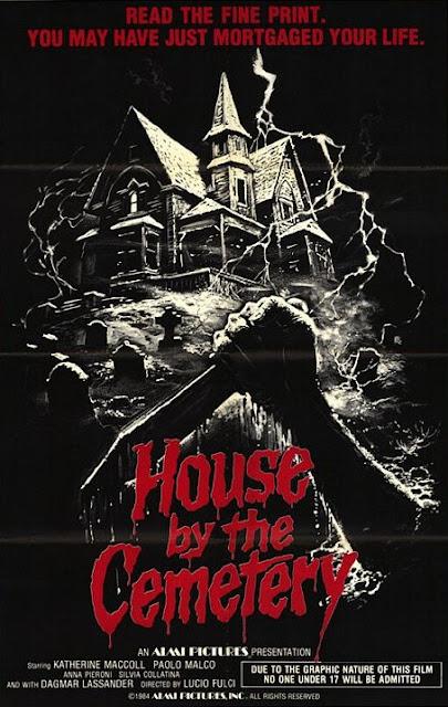 La casa al lado del cemeterioque pelicula ver en la noche de Halloween, top lista peliculas de miedo, a nightmare on Elm street