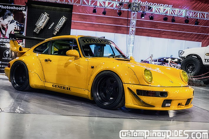 Custom Pinoy Rides Car Photography Manila Philippines Philip Aragones RWB Porsche General