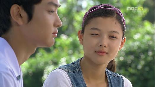 Park Gun Tae, Kim Yoo Jung