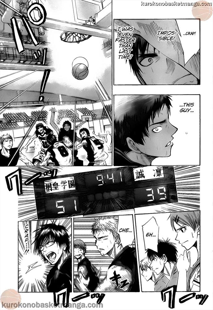 Kuroko no Basket Manga Chapter 48 - Image 09