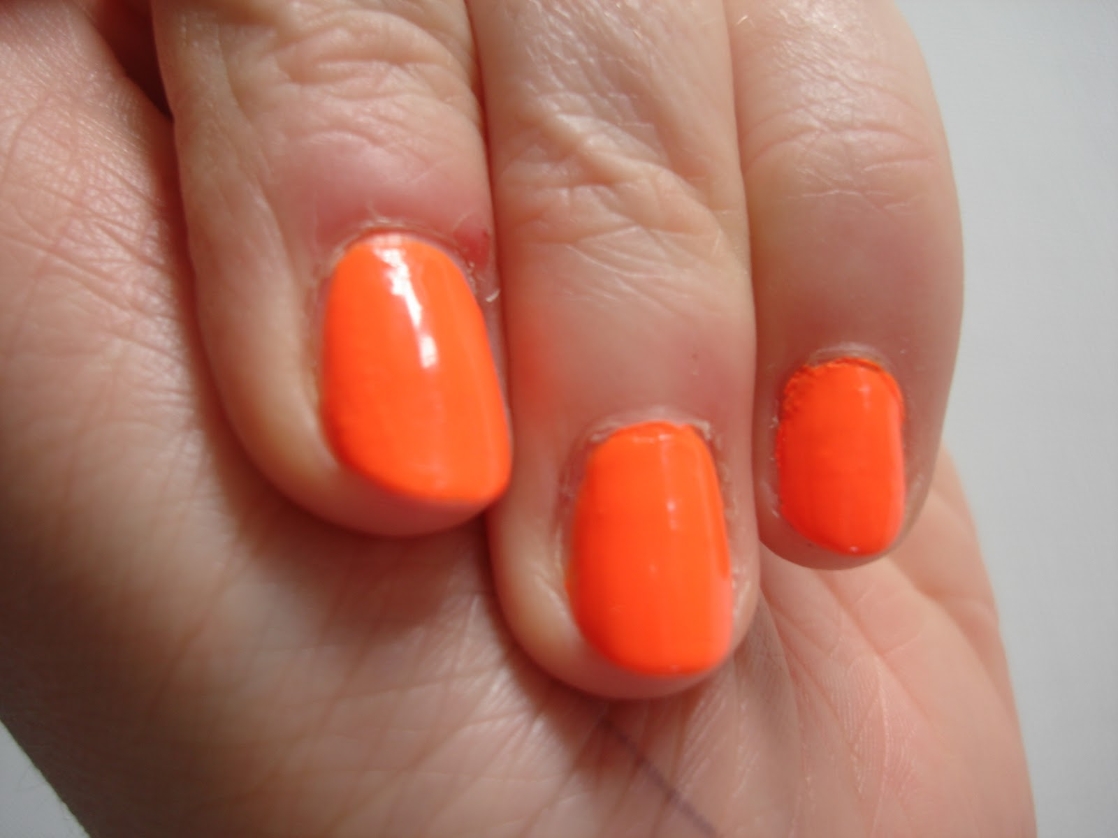 Funny Face\'s place: Illamasqua Toxic Nature Nail Polish in Gamma