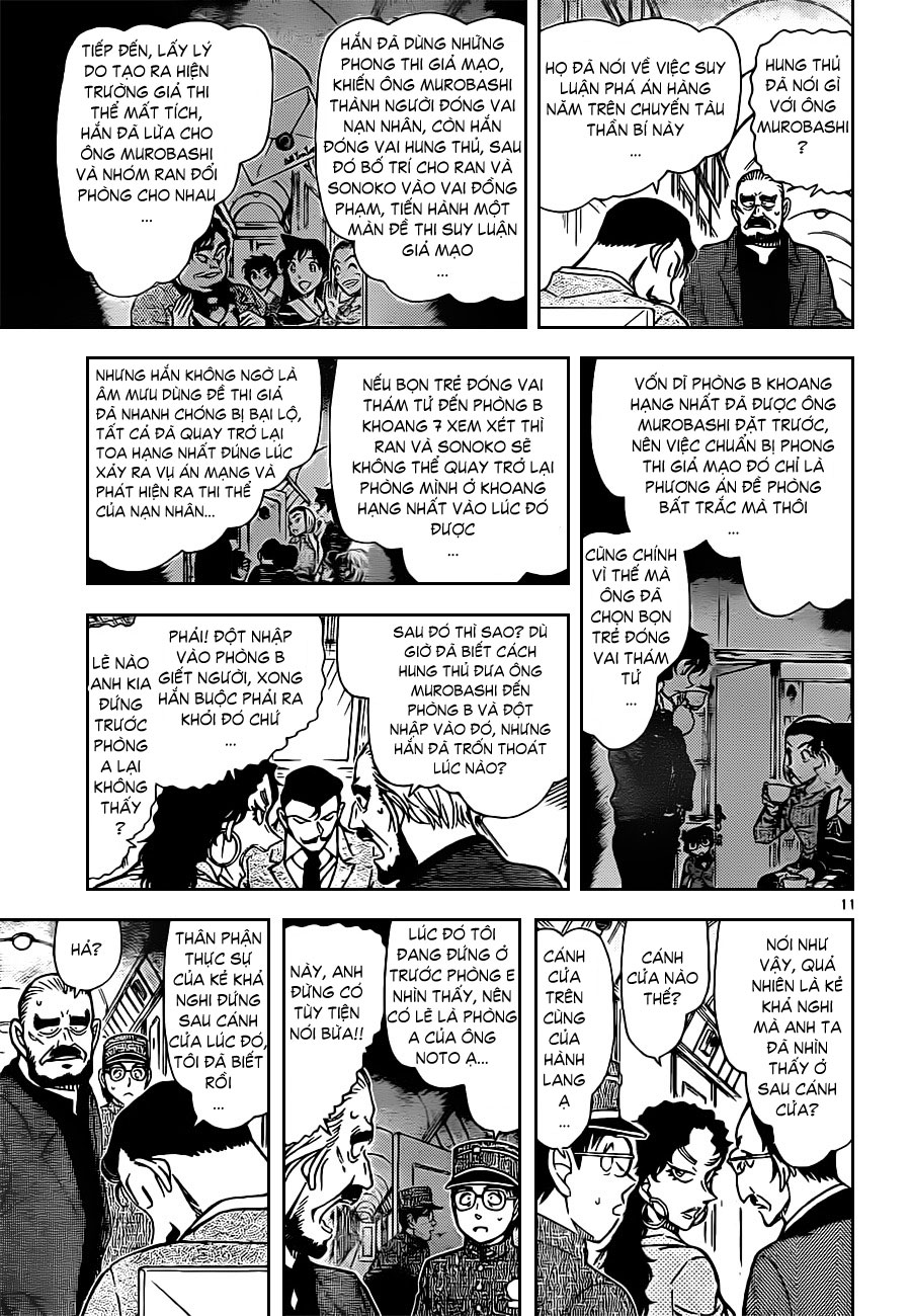 Detective Conan Chap 822 - Truyen.Chap.VN