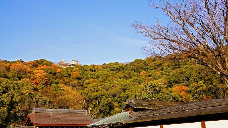 松山城二之丸史跡庭園 写真2