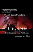 Cherish Desire Divinations: The Lioness (The Complete Four Part Series), Heather, Erik, Helene, Max, erotica, shapeshifter, Print Edition