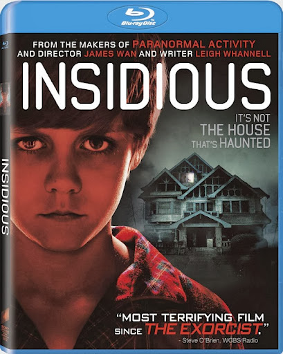 [TORRENT] Sobrenatural (Insidious 2011) BRRip MKV 1080p / 720p + LEGENDA + 1080p Dublado