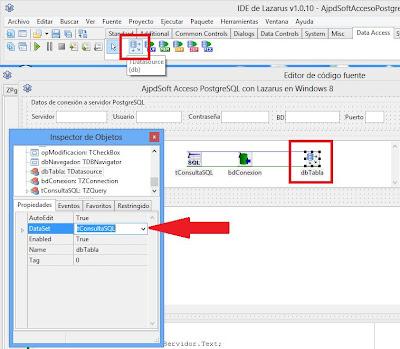 Desarrollar aplicación Lazarus de 64 bits con acceso a bases de datos PostgreSQL x64