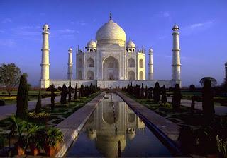 Tadž Mahal - eno od čudes sveta