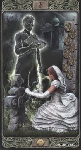 Таро Призраков — Ghost Tarot 528_43