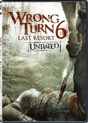 Wrong Turn 6: Last Resort - Ngã rẽ tử thần, Resort Cuối Cùng