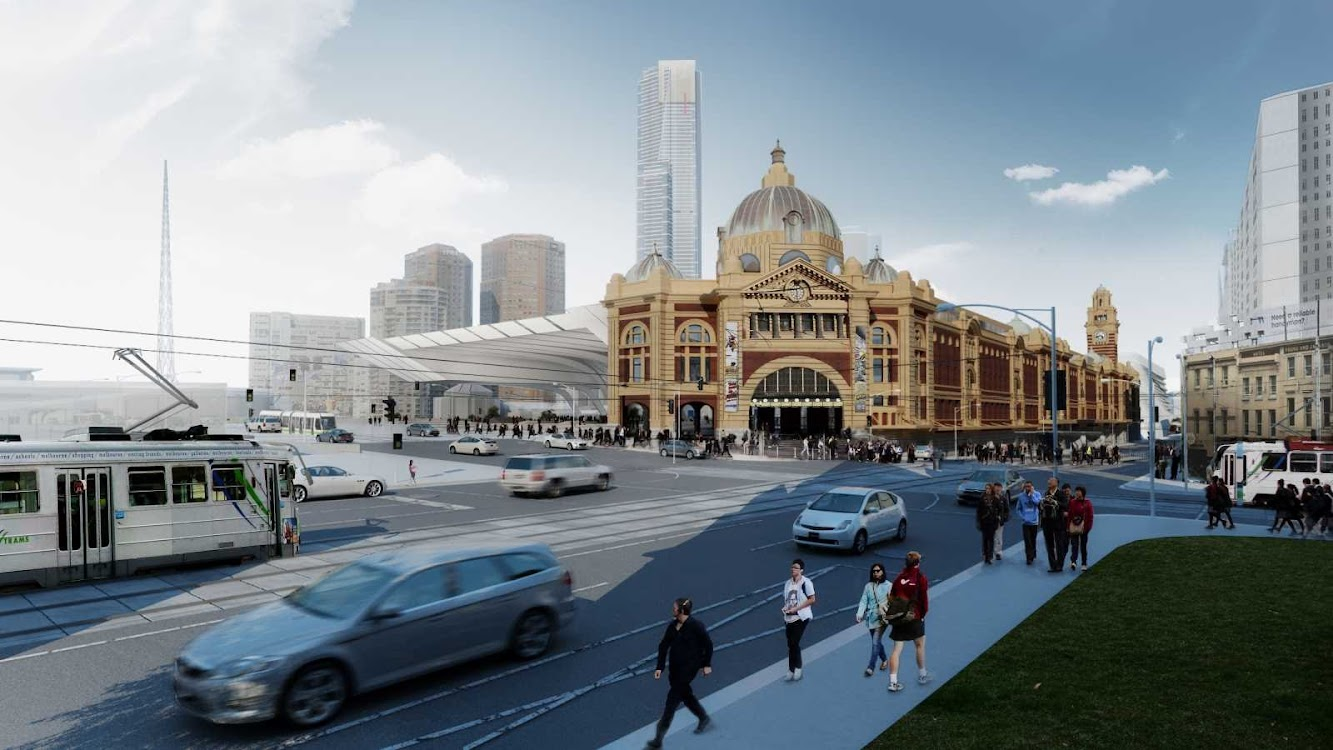 07-Flinders-Street-Station-Design-Competition-by-Zaha-Hadid+BVN-Architecture