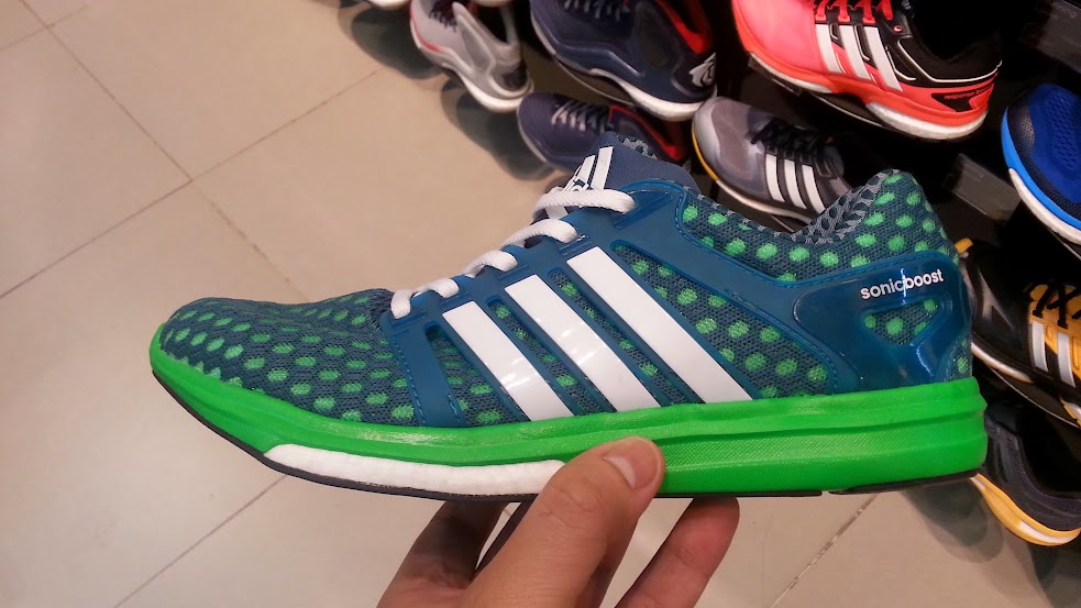 e4f7a346e88 WhatsOutThere  adidas Sonic Boost CC (2 colorways)