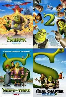 Shrek Saga – DVD5 – Latino