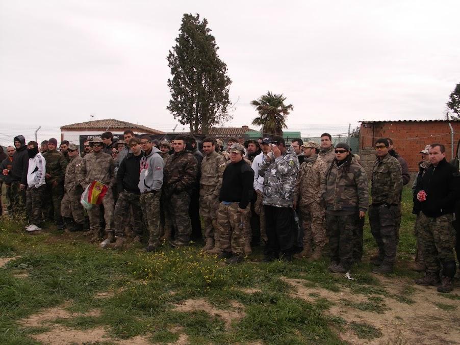"""Fotos de la partida """"Tercer aniversario, Operación FrankWofl""""10-02-13. PICT0256"""