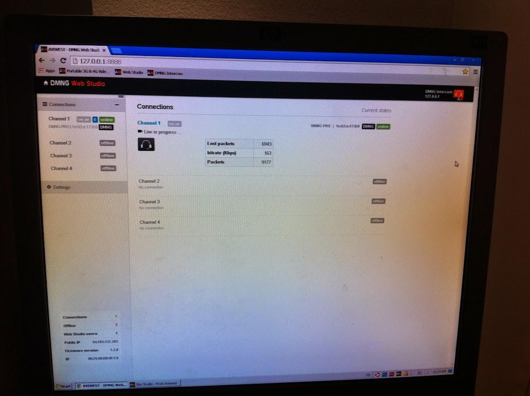 DMNG Web Studio