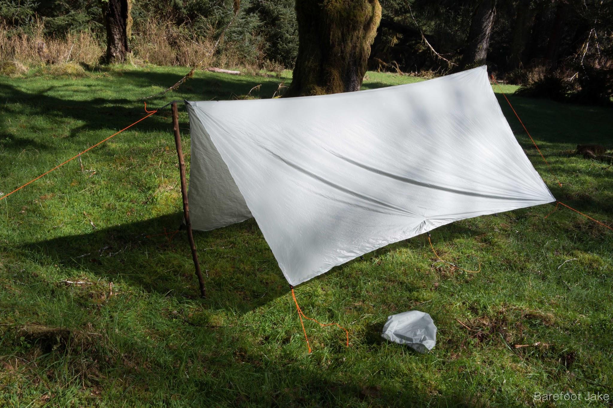 tarp pitch