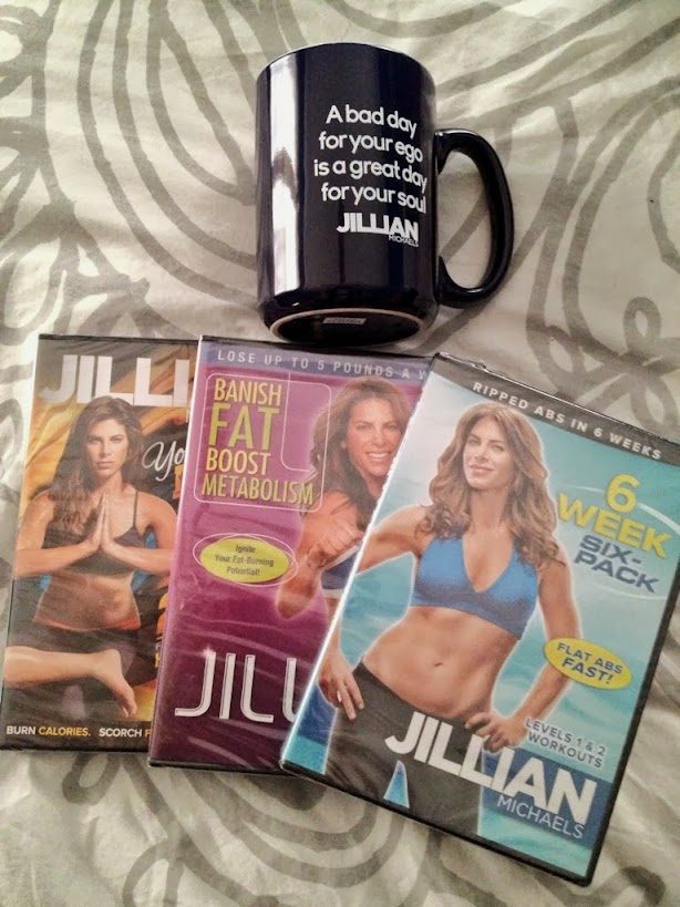 Jillian Michaels Yoga Inferno, Burn Fat Boost Metabolism, 6 Week Six-Pack