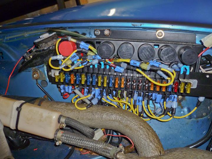 1987 porsche 911 fuse box diagram ato fuse panel - page 6 - pelican parts forums
